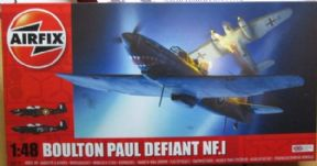 AIR05132 1/48 Boulton-Paul Defiant NF.1